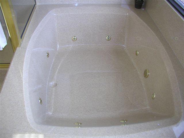 ashcraft jacuzzi marble tub